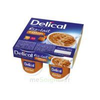 DELICAL RIZ AU LAIT Nutriment caramel pointe de sel 4Pots/200g à BRUGES