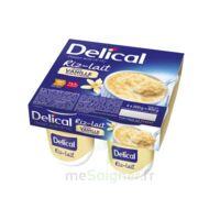 Delical Riz Au Lait Nutriment Vanille 4pots/200g à BRUGES