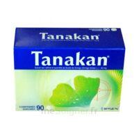 Tanakan 40 Mg, Comprimé Enrobé Pvc/alu/90 à BRUGES