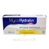 Mycohydralin 500 Mg, Comprimé Vaginal à BRUGES