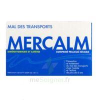 Mercalm, Comprimé Pelliculé Sécable à BRUGES