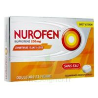 Nurofen 200 Mg, Comprimé Orodispersible à BRUGES