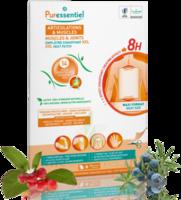 Puressentiel Articulations et Muscles Emplâtre chauffant 14 huiles essentielles XXL à BRUGES