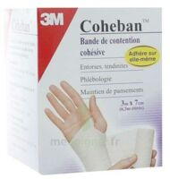 COHEBAN, blanc 3 m x 7 cm à BRUGES