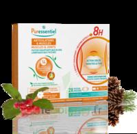 Puressentiel Articulations & Muscles Patchs Chauffants Articulations & Muscles Aux 14 Huiles Essentielles Bas Du Dos - 2 Patchs à BRUGES