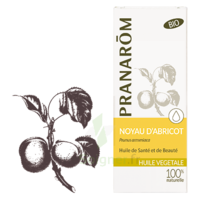 Pranarôm Huile Végétale Noyau Abricot 1l à BRUGES