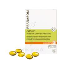 PRANAROM OLEOCAPS 3 Caps digestion & transit intestinal à BRUGES