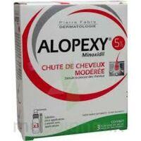 Alopexy 50 Mg/ml S Appl Cut 3fl/60ml à BRUGES