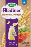 Blédîner Céréales Légumes du potager 240g à BRUGES