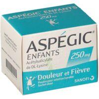 Aspegic Enfants 250, Poudre Pour Solution Buvable En Sachet-dose à BRUGES