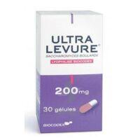 Ultra-levure 200 Mg Gélules Fl/30 à BRUGES