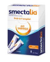 Smectalia 3 G Suspension Buvable En Sachet 12sach/10g à BRUGES