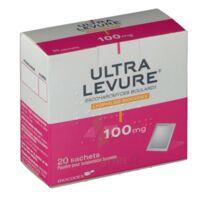 Ultra-levure 100 Mg Poudre Pour Suspension Buvable En Sachet B/20 à BRUGES