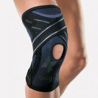 Velpeau Laxit Genouillère Micro Massage Noir-blanc T5 à BRUGES