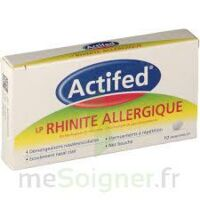 Actifed Lp Rhinite Allergique, Comprimé Pelliculé à Libération Prolongée à BRUGES