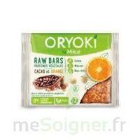 Oryoki Veggie Barre Cacao Orange B/2 à BRUGES
