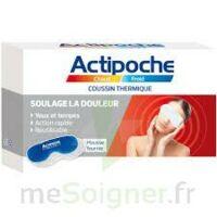 Actipoche Masque Thermique Yeux Et Tempes B/1 à BRUGES