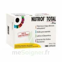 Nutrof Total Caps visée oculaire B/180 à BRUGES