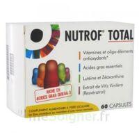 Nutrof Total Caps visée oculaire B/60 à BRUGES