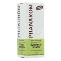 Huile Essentielle Eucalyptus Citronne Bio Pranarom 10 Ml à BRUGES