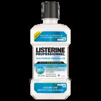 Listerine Professionnel Bain bouche traitement sensibilité 500ml à BRUGES