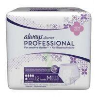 Always Discreet Professional Sous - Vetement, Normal, Médium, Sac 12 à BRUGES