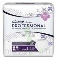 Always Discreet Professional Sous - Vetement, Plus, Médium, Sac 14 à BRUGES