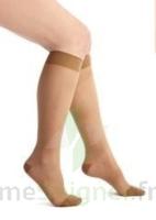 Thuasne Venoflex Secret 2 Chaussette femme beige doré T3N à BRUGES