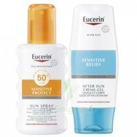 Eucerin Sun Sensitive Protect SPF50 Coffret spray à BRUGES