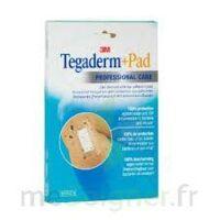 Tegaderm + Pad, 5 Cm X 7 Cm , Bt 10 à BRUGES