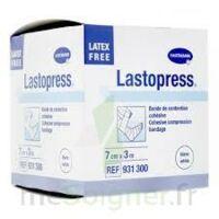 Lastopress® Bande De Compression Cohésive 7 Cm X 3 Mètres - Coloris Blanc à BRUGES