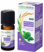 Naturactive Huile Essentielle Bio Menthe Poivrée Fl/10ml à BRUGES