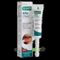Gum Aftaclear Gel aphtes lésions buccales 10ml à BRUGES