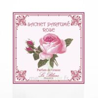 Le Blanc Sachet Parfumé à la Rose Botanique à BRUGES