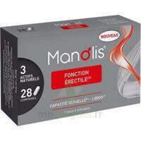 Manolis Comprimé Stimulant Sexuel B/28 à BRUGES
