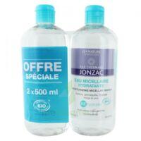 Jonzac Eau Thermale Rehydrate Eau Micellaire Hydratante Visage Et Yeux 2*500ml à BRUGES