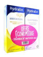 Hydralin Quotidien Gel lavant usage intime 200ml+Gyn 200ml à BRUGES