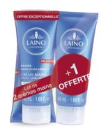 Laino Hydratation au Naturel Crème mains Cire d'Abeille 3*50ml à BRUGES