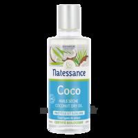 Natessance Huile Coco bio 100% pure 100ml à BRUGES