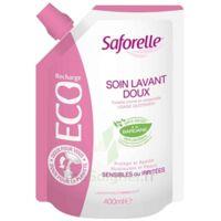 Saforelle Solution soin lavant doux Eco-recharge/400ml à BRUGES