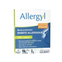 Allergyl Spray protection rhinite allergique 800mg à BRUGES
