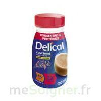 DELICAL BOISSON HP HC CONCENTREE Nutriment café 4Bouteilles/200ml à BRUGES