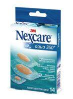 Nexcare Aqua 360° Pansements 3 tailles B/14 à BRUGES