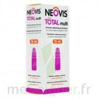 NEOVIS TOTAL MULTI S ophtalmique lubrifiante pour instillation oculaire Fl/15ml à BRUGES