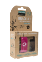 Manouka Bracelet Kameleo Anti-moustique Recharges/2 à BRUGES