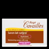 Rogé Cavaillès Savon lait surgras hydratant 100g à BRUGES