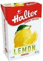 Halter Sans Sucre Bonbon Citron B/40g à BRUGES