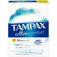 Tampax Pearl Cotton - Confort Régulier à BRUGES