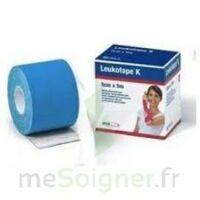 LEUKOTAPE K Sparadrap bleu 7,5cmx5m à BRUGES