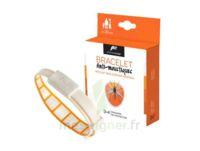 Pharmavoyage Bracelet répulsif origine végétale anti-moustique orange à BRUGES